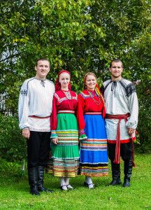 "Folk Ensemble ""Ptitsy"""