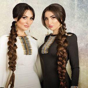 Albina & Fatima Tsarikaevy