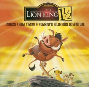 The Lion King 1½ (OST)