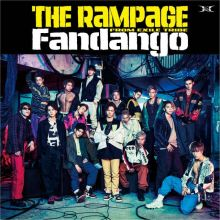 THE RAMPAGE from EXILE TRIBE - Fandango - EP