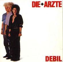"""Die Ärzte – 01 – """"Debil"""" (Album Tracklist)"""