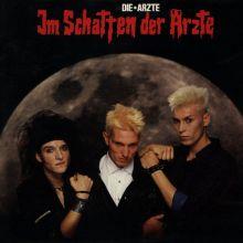 """Die Ärzte – 02 – """"Im Schatten der Ärzte"""" (Album Tracklist)"""