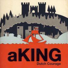 aKING - 'Dutch Courage' Album Tracklist