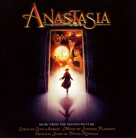 Anastasia (soundtrack) - Wikipedia
