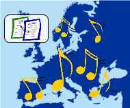 Εικόνα MusikVote Vielfalt Europa