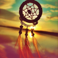 Portrait de dreamcatcher