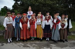 Estonian Folk
