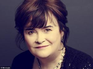 Susan Boyle lyrics