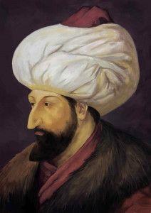 II. Mehmet (Fatih, The Conqueror)