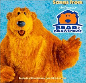 Bear in the Big Blue House (OST)