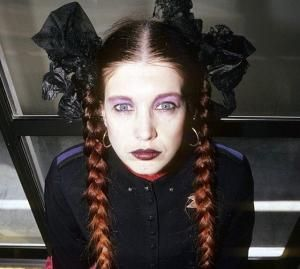 Eating Insects At The Blue Motel---Lene Lovich In Song And Weirdness 58249d83dffe52ed5c4d2f7ac56244fb