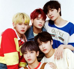 TXT (Tomorrow X Together)