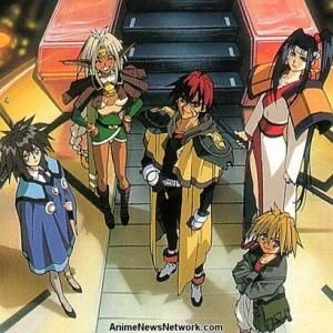 Outlaw Star (OST)