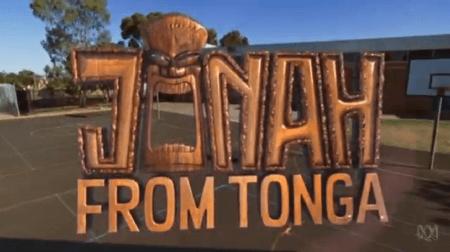 Jonah From Tonga (OST)
