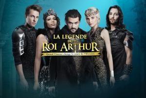 La Légende du roi Arthur (Comédie musicale)