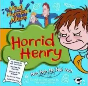 Horrid Henry (OST)