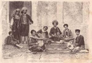 Sephardic Folk