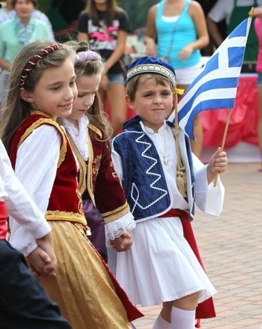 Greek Children Songs