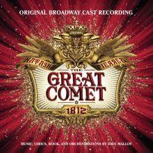 Natasha, Pierre and the Great Comet of 1812