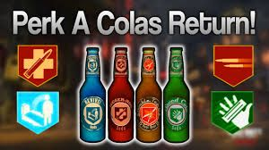 Perk-a-Cola (OST Call of Duty)