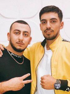 Dzharo & Khanza