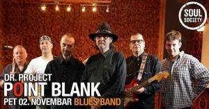 Dr. Project Point Blank Blues Band