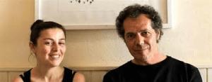 Claudia Crabuzza i Claudio Gabriel Sanna