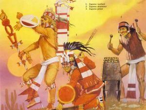Zapotec Folk