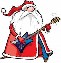 Christmas and New Year songs
