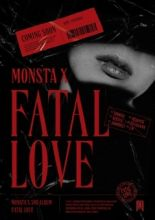 MONSTA X – FATAL LOVE