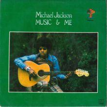 Michael Jackson | Music & Me (1973)