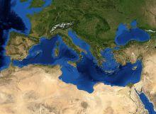 Nací en el Mediterráneo