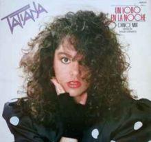 Tatiana- Un lobo en la noche dance mix (1988)