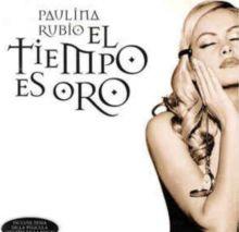 Paulina Rubio- El tiempo es oro (1995)