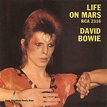David Bowie's 'Life On Mars?' [1971]
