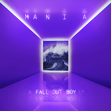 M A N  I   A - Fall Out Boy