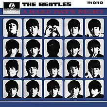 A Hard Day's Night (1964) - The Beatles [Tracklist]