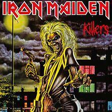 Iron Maiden   Killers (1981)