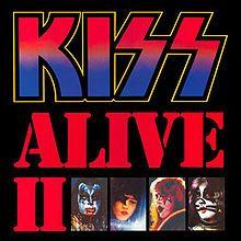 KISS | Alive II (1977)