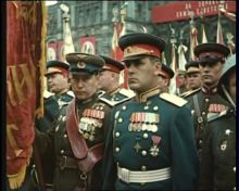The Red Army is the Strongest in the World