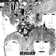 Revolver (1966) - The Beatles [Tracklist]