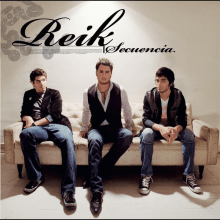 Reik - Secuencia (2006) [Tracklist]