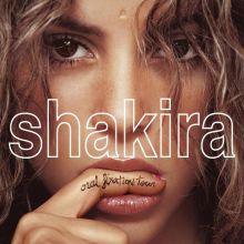 Shakira - Oral Fixation Tour (2006) [Tracklist]