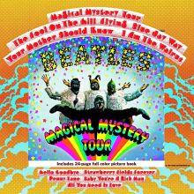 Magical Mystery Tour (1967) - The Beatles [Tracklist]
