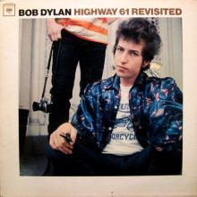Bob Dylan -- Highway 61 Revisited (1965)