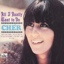 "Cher – 01 – ""All I Really Want to Do"" (Album Tracklist)"
