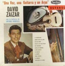 David Záizar | Una voz, una guitarra y una arpa (1966)