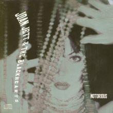 "Joan Jett 🇺🇸 – 08 – ""Notorious"" (Album Tracklist)"