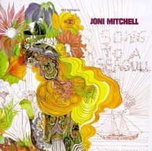 "Joni Mitchell – 01 – ""Song to a Seagull"" (Album Tracklist)"