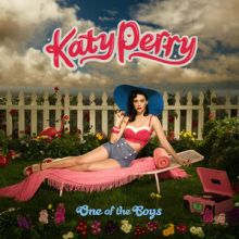 "Katy Perry 🇺🇸 – 01 – ""One of the Boys"" (Album Tracklist)"